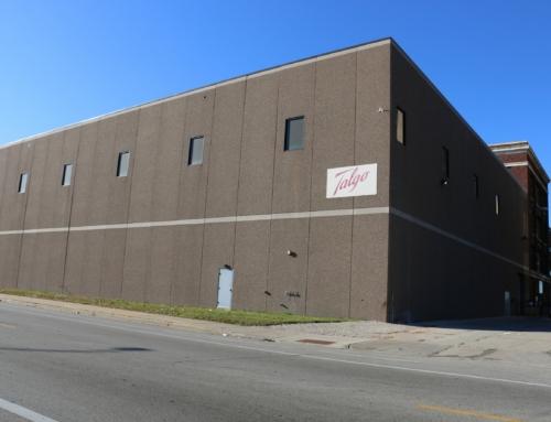 Talgo Maintenance Building