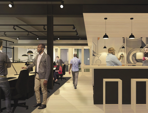 JCP Constructs Innovation and Co-Working Space for African American Chamber