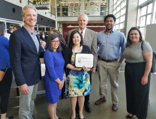 JCP Construction receives the Mayor's 2019 Design Award