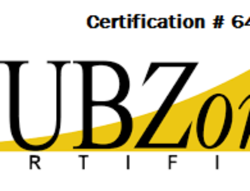 JCP Construction Approved as a HUBZone-certified company