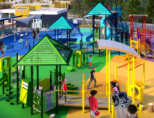 JCP Construction Selected as Construction Manager for Northwestern Mutual Community Park