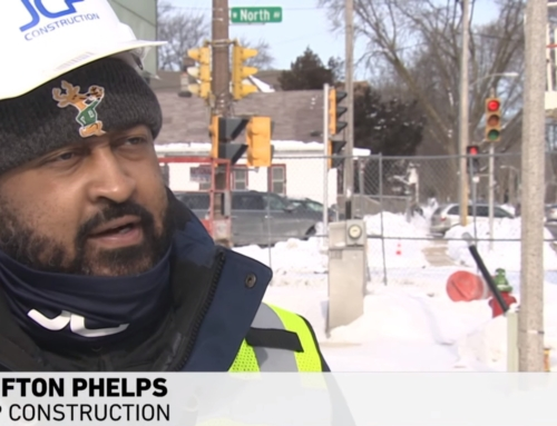 JCP Construction Featured in Video