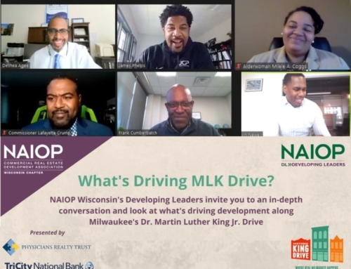 JCP Construction Participates in NAIOP Wisconsin's Developing Leaders Webinar